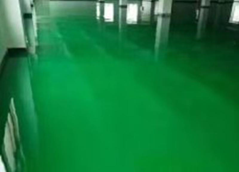 環氧樹脂平涂地坪