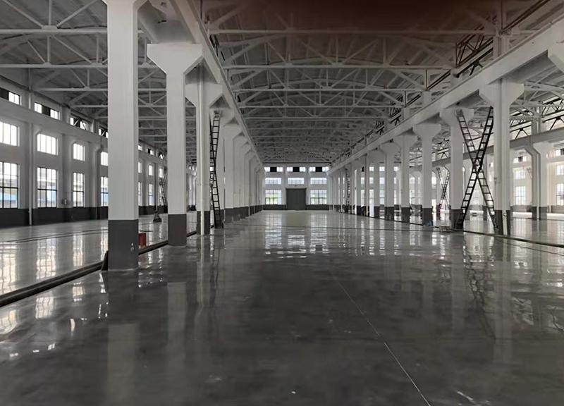 混凝土本色固化劑地坪