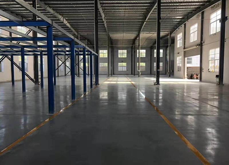 混凝土固化劑地坪施工